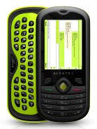 Oh wait!, prices for alcatel OT-606 One Touch CHAT is not available yet. We will update as soon as we get alcatel OT-606 One Touch CHAT price in United Kingdom.