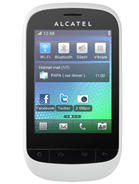 Oh wait!, prices for alcatel OT-720 is not available yet. We will update as soon as we get alcatel OT-720 price in United Kingdom.