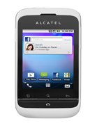 Oh wait!, prices for alcatel OT-903 is not available yet. We will update as soon as we get alcatel OT-903 price in United Kingdom.